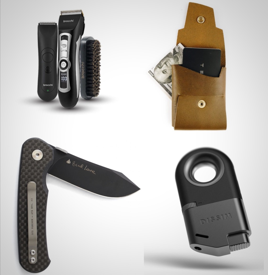 new everyday carry essentials