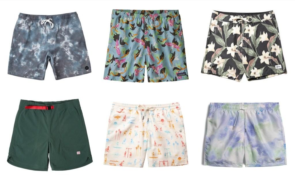 new swim shorts Summer 2021