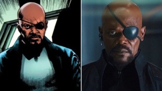 Samuel L. Jackson Actually Played Nick Fury In The Comics Long Before Taking On The Movie Role
