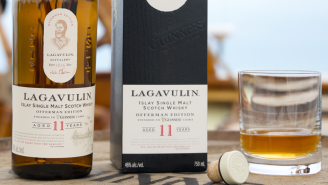 Lagavulin Is Taking Nick Offerman's Signature Scotch To The Next Level By Aging It In Guinness Casks For A New Creation