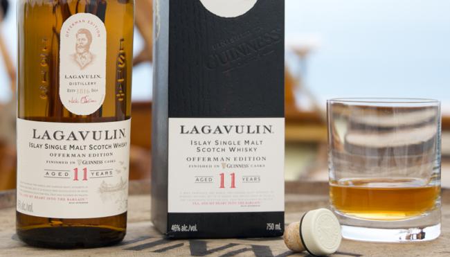 nick offerman lagavulin guinness aged scotch