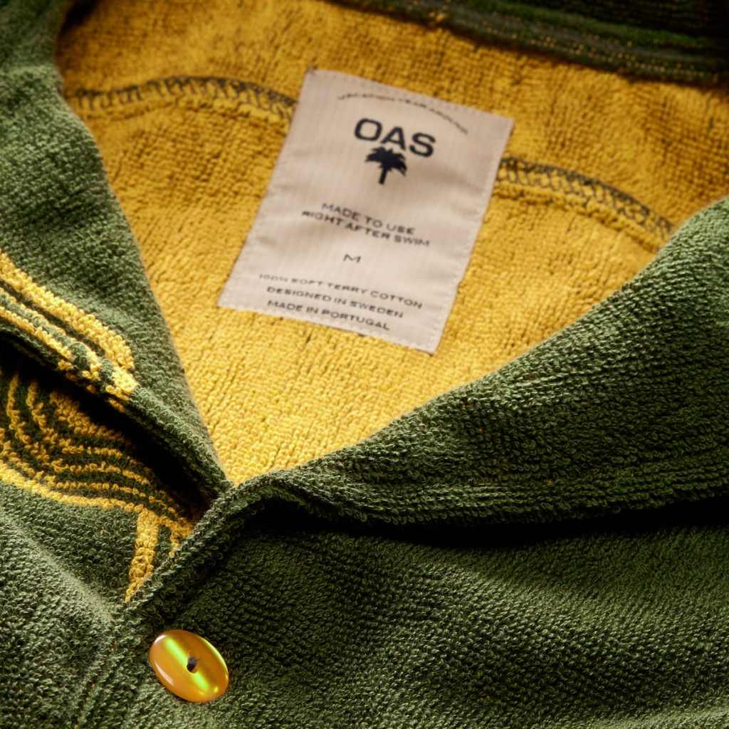Woven Towel Shirt OAS