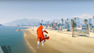 Genius 'Grand Theft Auto' Modders Have Created An Omni Man Game