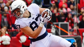 Oddly, Pat Freiermuth Would Really Like It If People Would Stop Calling Him 'Baby Gronk'