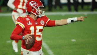 Patrick Mahomes Is Really Supporting This Idea Of Chips In Footballs To Help Refs Stop Missing Calls