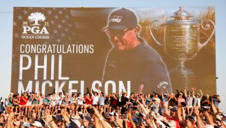PGA Championship Sees Huge Uptick In Ratings, Smokes Viewership Of Sunday's NBA Playoff Action