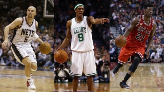 Why Rajon Rondo Is The Smartest Player Brian Scalabrine Has Ever Played With 'And It's Not Even Close'