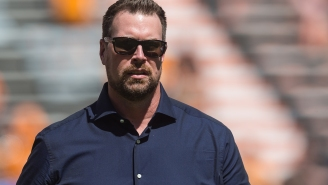 Ryan Leaf Claims That Getting Booed At A Mike Tyson Fight In Front Of MJ, Tiger Woods, And Dr. Dre Sparked His Pill Addiction