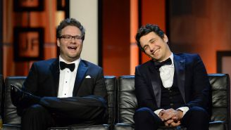 Seth Rogen Is Done With James Franco, Has No Plans To Work With Him Going Forward