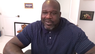 Shaq Shares A Never-Heard-Before Story About Seeing A UFO And Gives His Take On The Recent Evidence