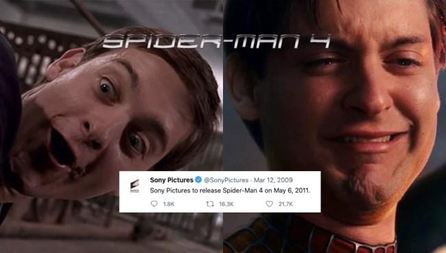 spider man 4 jokes