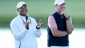 Steve Stricker Shares Very Positive Update On Tiger Woods' Health, Rehab Process
