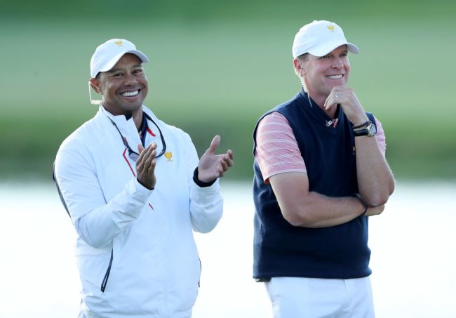 Steve Stricker Very Much Wants Tiger Woods To Be Part Of Ryder Cup