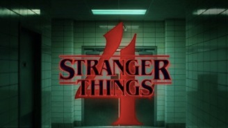 Netflix Finally Drops The First Teaser For 'Stranger Things 4'