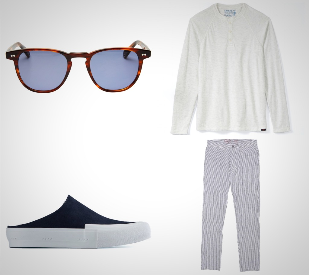 stylish and useful everyday gear for Spring and Summer