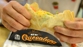 Taco Bell Is Discontinuing The Quesalupa (Again) And Is Feeling The Wrath Of The Internet