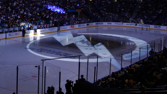 Lightning Security Threatened To Eject Two Visiting Fans For Wearing Panthers Jerseys Thanks To An Absurd Policy [UPDATED]