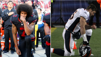 Colin Kaepernick Trends On Twitter Because People Were Angry Tim Tebow Got Signed Before Him