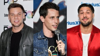 Theo Von And Brendan Schaub React To Tony Hinchcliffe's Controversial Anti-Asian Rant That Resulted In Him Getting Dropped By Talent Agency
