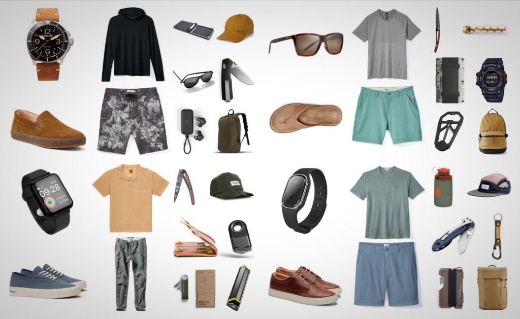 things we want May 2021 men's gear
