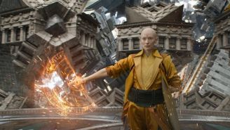 Marvel Studios President Regrets Casting Tilda Swinton As The Ancient One, Who's Traditionally Asian In The Comics