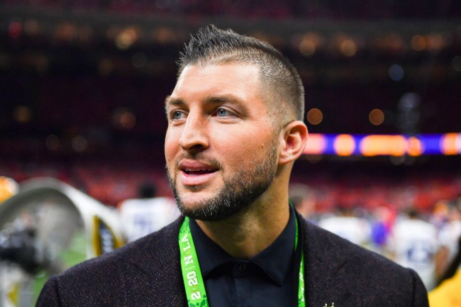 New report claims the Jacksonville Jaguars could use Tim Tebow as a hybrid player, not just a tight end, similar to how Taysom Hill's used by the Saints