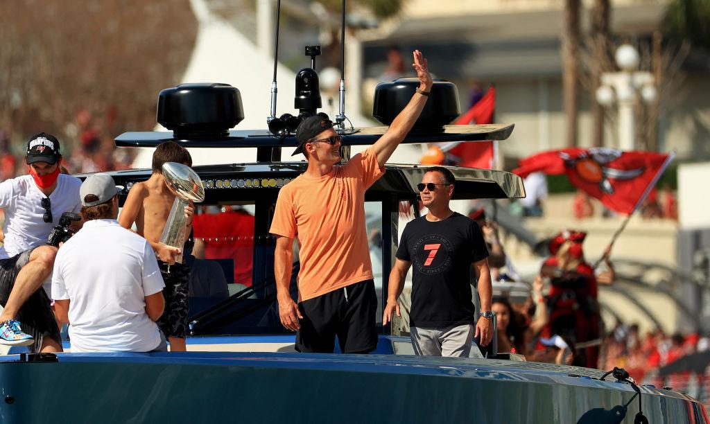 Tom Brady buying new $6 million yacht