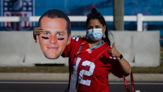 Buccaneers Merchandise Sales Increased Over 1,000% During Tom Brady's First Year In Tampa Bay