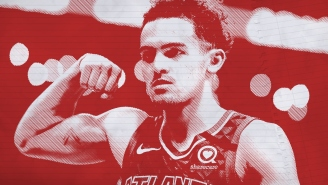 How Trae Young Is Reinventing The Art Of Trash-Talking In Front Of Our Eyes