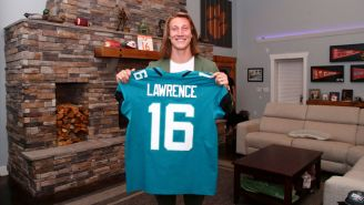 Trevor Lawrence Sent The Jaguars To Voicemail 3 Times When They Tried To Call Him On Draft Night