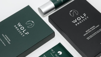 Every Dude Needs To Take Care Of His Face, And Wolf Project Has The Goods To Help Do Just That