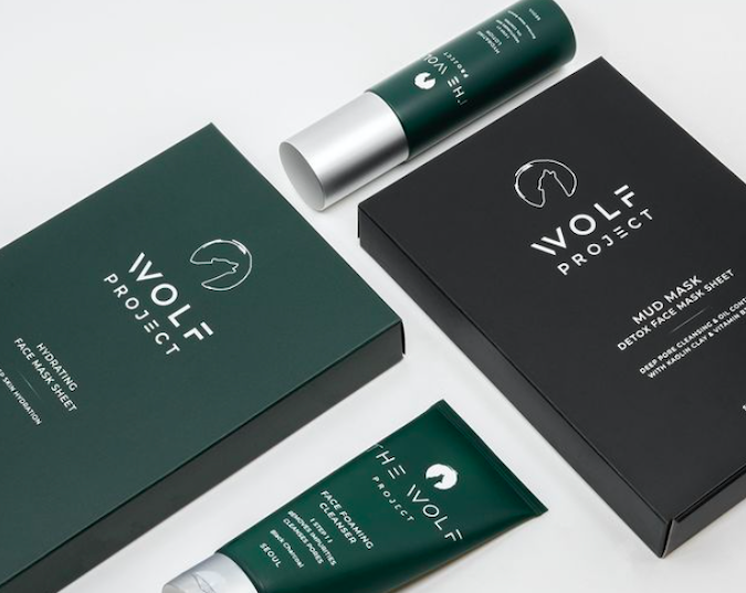 Wolf Project men's skincare