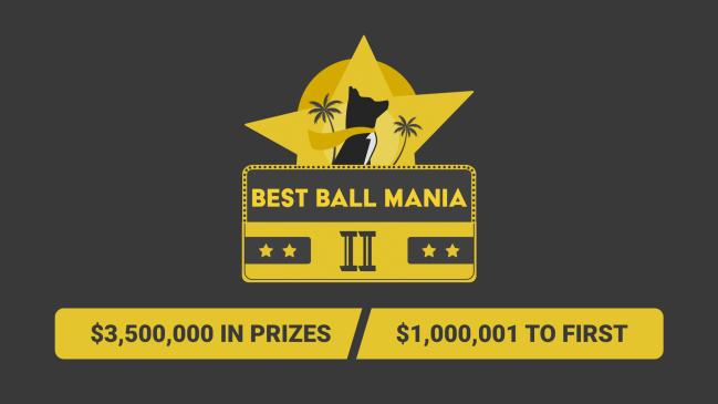 Underdog Fantasy Best Ball Mania II