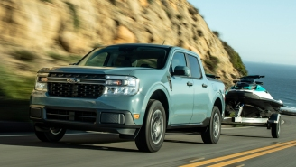 The Ford Maverick Is Compact Hybrid Truck And The Least Expensive Pickup In America