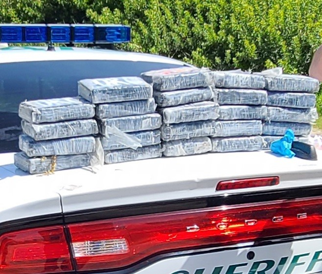 Space Force finds 65 pounds of cocaine in Florida