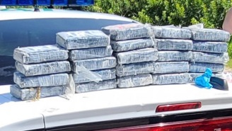 $1.2 Million Of Cocaine Washed Up On The Space Force Doorstep In Florida