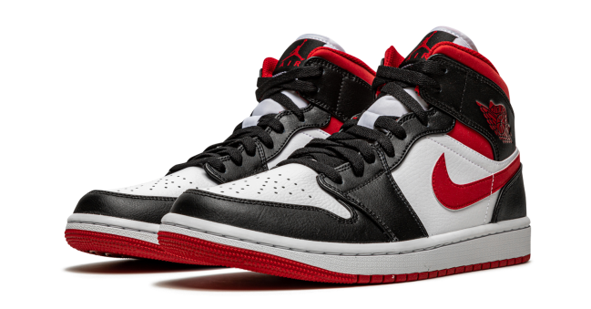 Air Jordan 1 Mid 'Gym Red