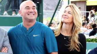 Take A Look Inside The $2.4M House Tennis Legends Andre Agassi And Steffi Graf Are Selling In Las Vegas