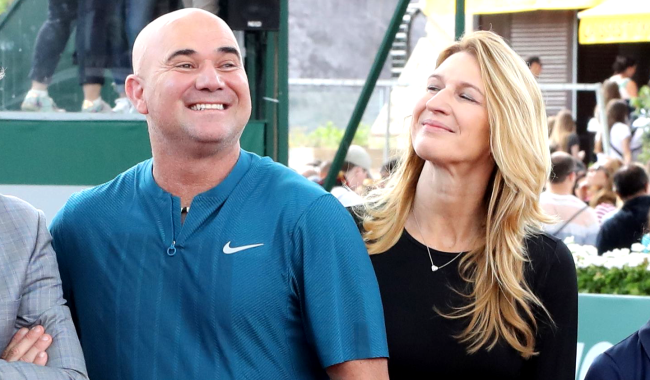 Andre Agassi And Steff Graf Selling House In Las Vegas For 24M Look