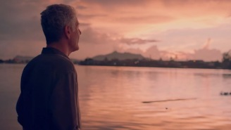 Beautiful, Inspiring Trailer For Upcoming Anthony Bourdain Documentary Reminds Us Of What We've Lost