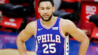 Philly's Air Quality Might Drop Due To How Many 76ers Fans Are Burning Ben Simmons Jerseys In Anger
