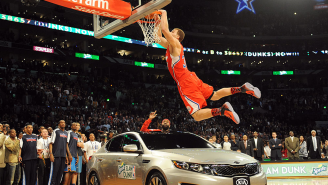 Someone Is Still Driving The Kia Blake Griffin Dunked Over And The Car Has Had A Fascinating Journey