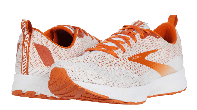 Brooks Revel 4 Orange