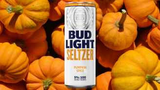 Bud Light Is Making A Pumpkin Spice Hard Seltzer And Has Officially Gone Too Far