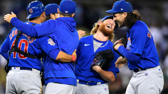 None Of The 3 Chicago Cubs Relievers Had Any Idea They Were Involved In A No-Hitter