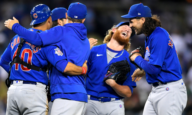 Chicago Cubs Relievers Had No Idea They Were Involved In A No-Hitter