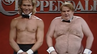 Chris Farley Was Kicked Out Of A Strip Club After Pulling A Hilarious Stunt At A Bachelor Party