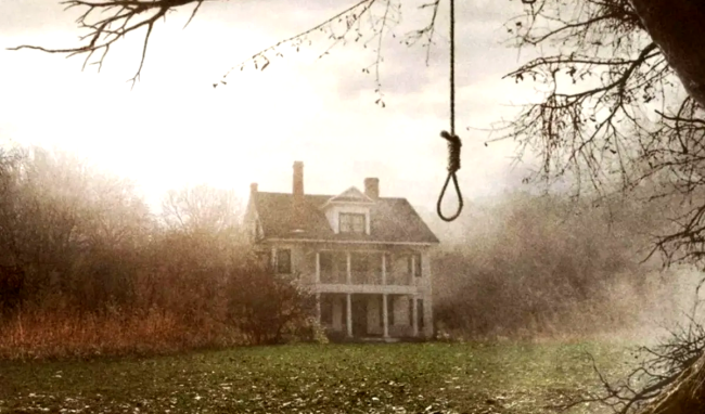 Current Owners Of The Conjuring House Say Home Is Still Haunted