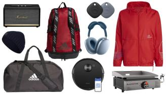 Daily Deals: AirPods Max, SmartTags, Grills, adidas Sale And More!
