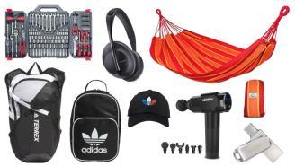 Daily Deals: Hammocks, Massage Guns, Tool Sets, adidas Sale And More!